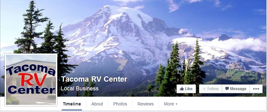 before branding photo of Tacoma RV Center
